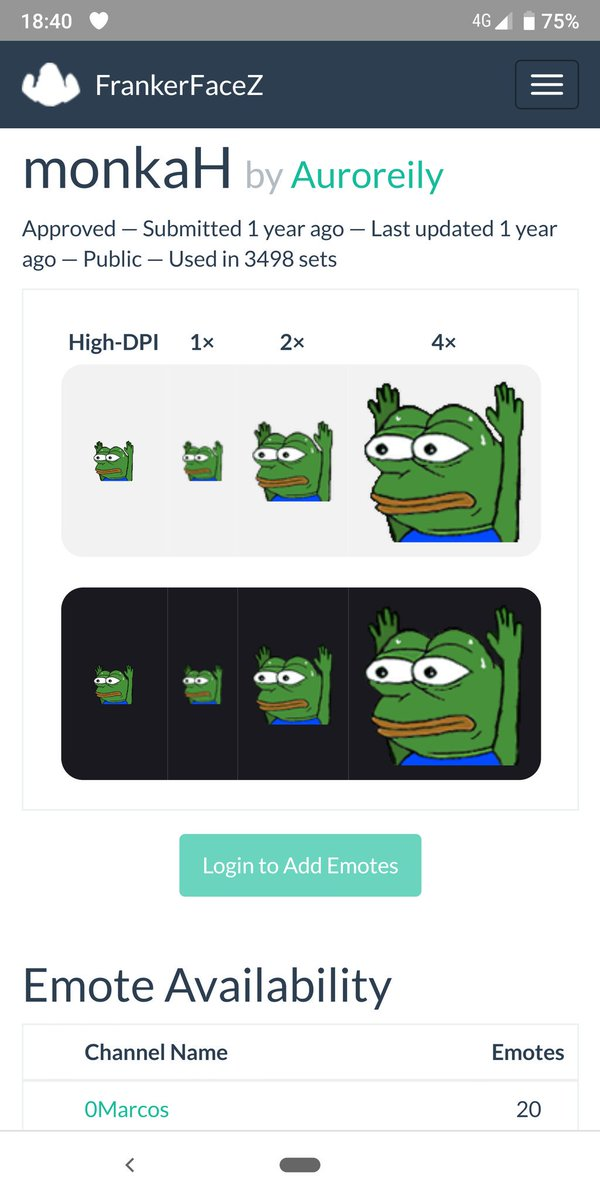 How To Add Frankerfacez Emotes To Channel