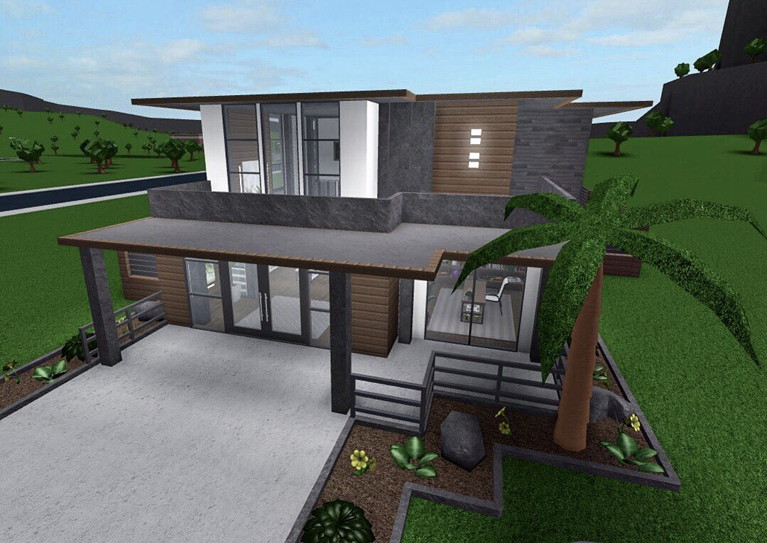 How To Build A Modern House In Bloxburg 50k لم يسبق له مثيل الصور