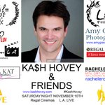 Image for the Tweet beginning: @kashhovey featured filmmaker at #FilmFestLA