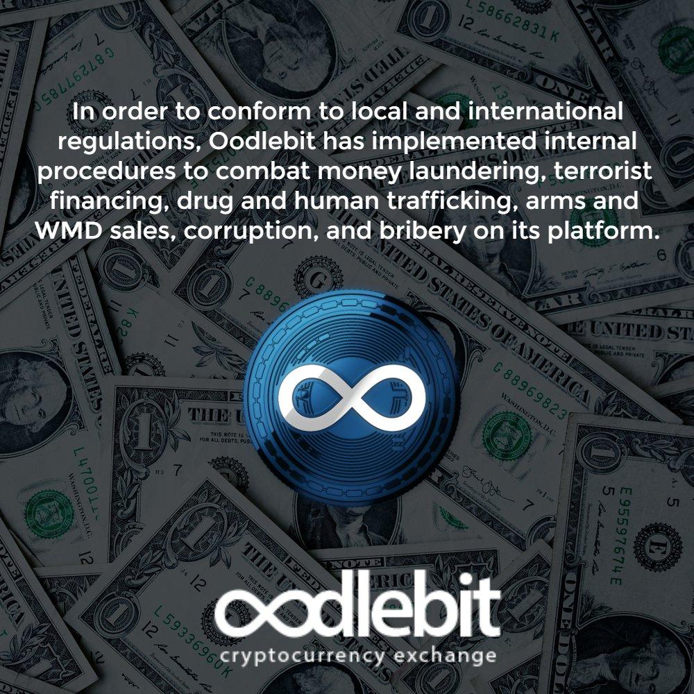 cryptocurrency exchanges money laundering