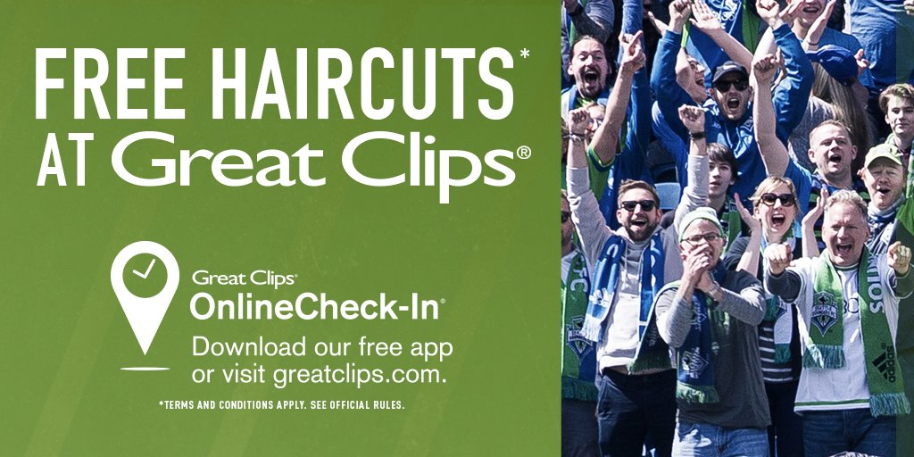 Seattle Sounders Fc On Twitter 3 Goals Free Haircuts Thanks To