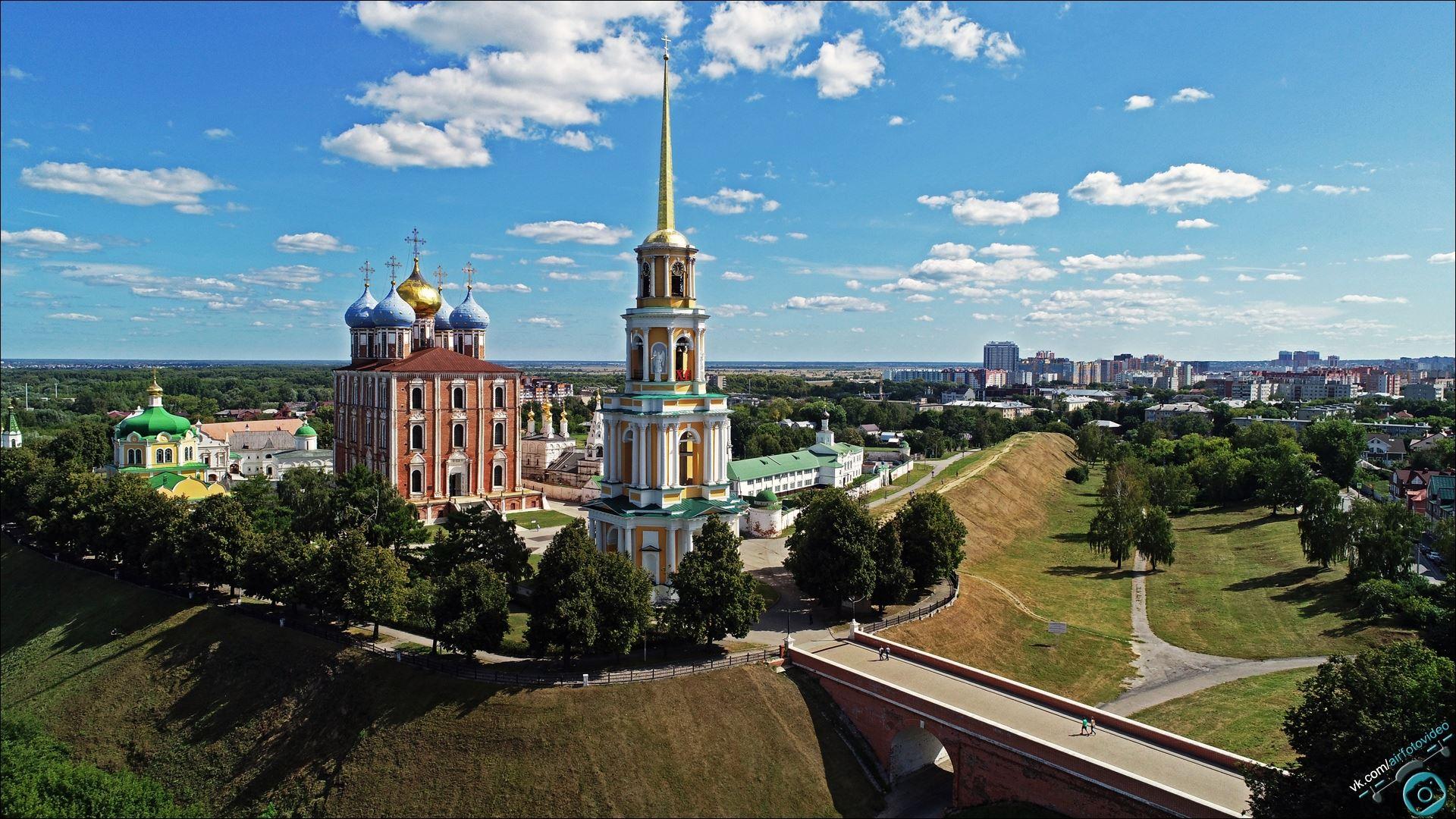 того, фото рязанского кремля арт