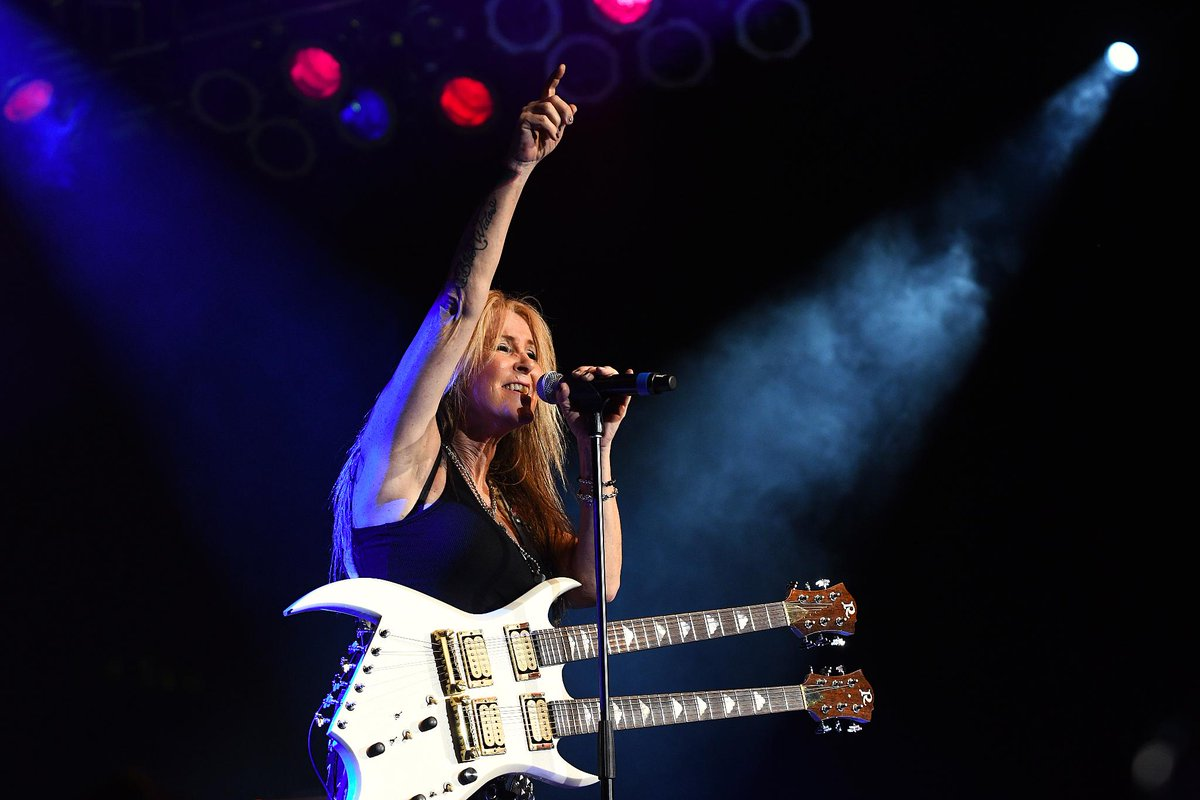 Were still falling in and out of love with @litaford! Photo credit: Steve Spatafore