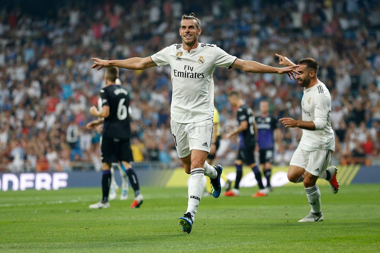 Real Madrid vs Leganes 4-1 Highlights