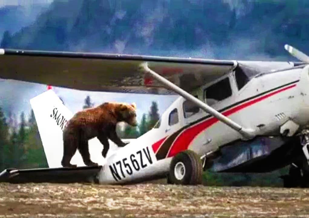 Flying just aircraft s superstol stretch xl
