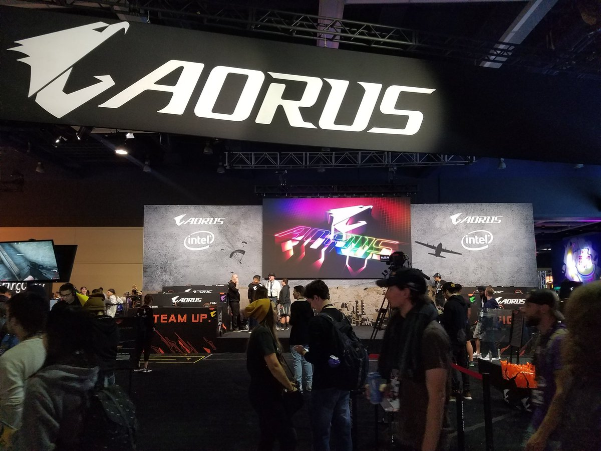 Observing PUBG this weekend at #PAXWest for the @AorusOfficial #AorusOpen offline NA qualifier  Live on:    http:// twitch.tv/edemonster    <br>http://pic.twitter.com/MVHcDwx9Ej – à Washington State Convention Center