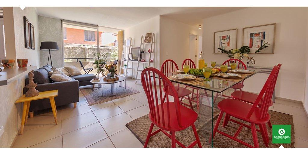 Condominio Andino, Puente Alto, cuenta con  departamentos de 2 a 3 dormitorios ubicados en un barrio consolidado y completamente residencial. Infórmate aquí: https://t.co/4jtrHRNR6t https://t.co/u58cY7Qe7k