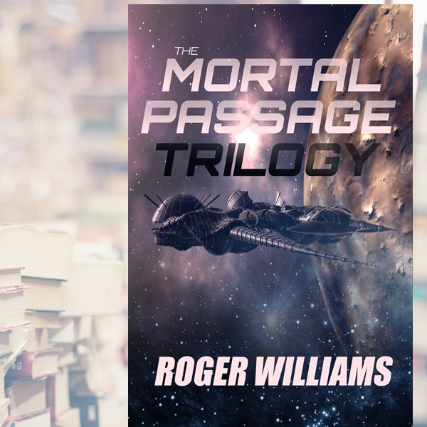 mortal trilogy book cover