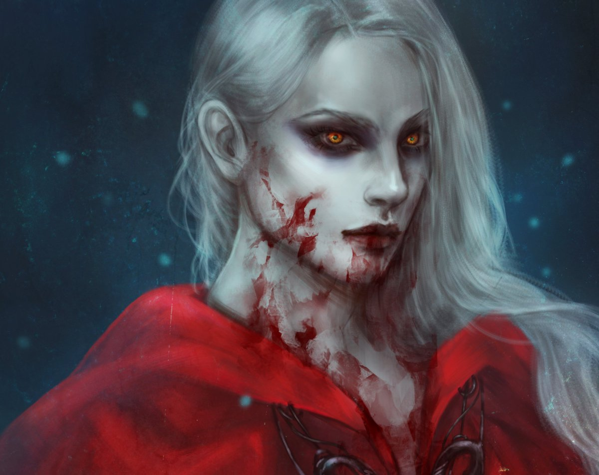 closeup of Manon   #throneofglass #heiroffire #manonblackbeak #witchling #whitedemon #queenofshadows <br>http://pic.twitter.com/EGKOKETYtj