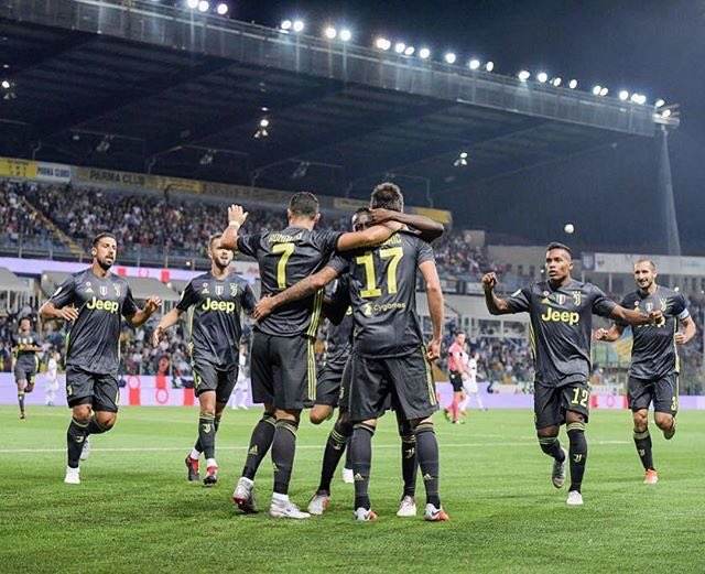 Parma vs Juventus 2-1 Highlights and goals video
