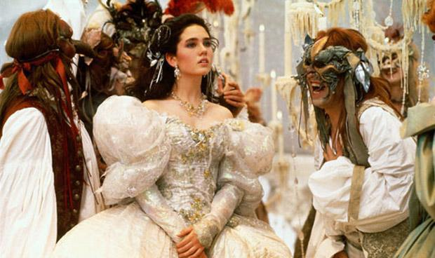 Dunc On Twitter Hypothesis Sarahs Fancy Ball Gown In Labyrinth