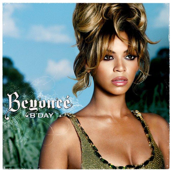 Happy 12th anniversary to second solo album, B Day