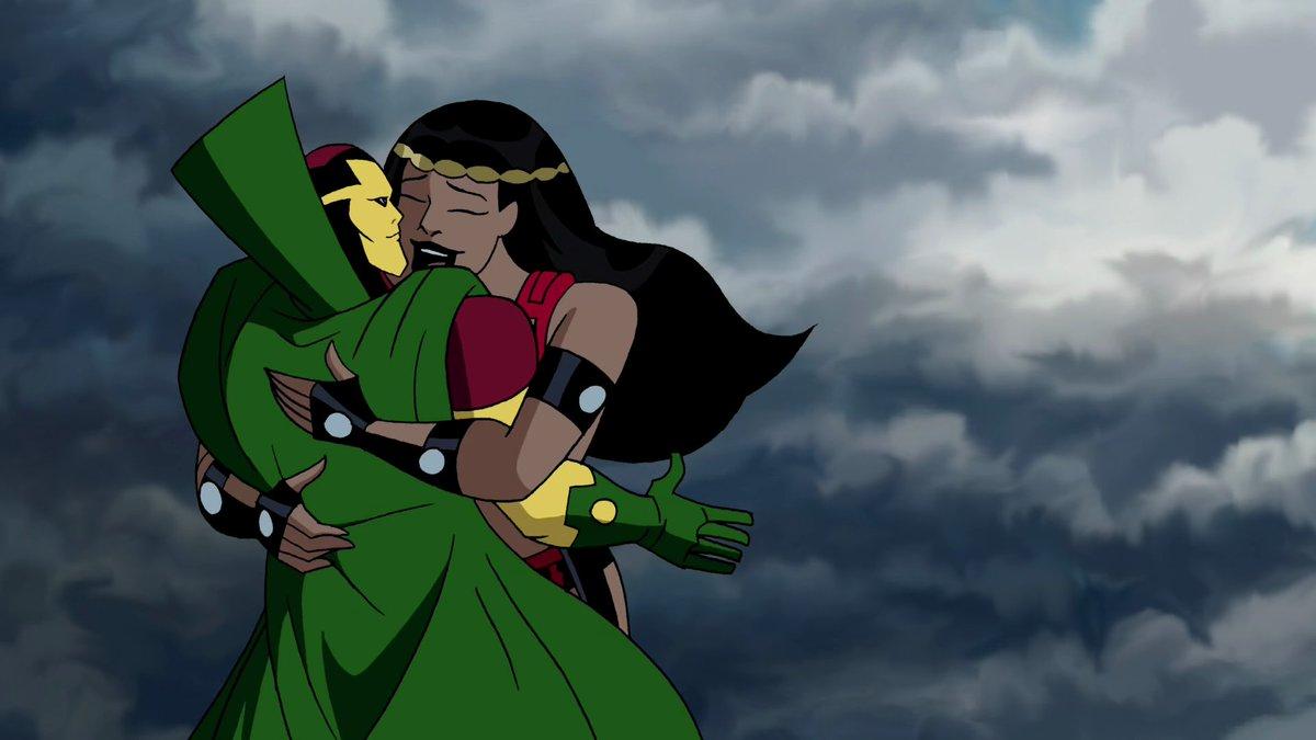 Big Barda and Mister Miracle 10 greatest DC superhero partnerships