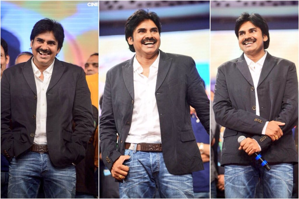 Happy birthday powerstar ⭐️ Your dedication and love towards the society and people in it is very inspiring. Miss you in the cinemas but keep doing what you love 💕 #HBDJanaSenaniPawanKalyan #HappyBirthdayPowerstar 😎