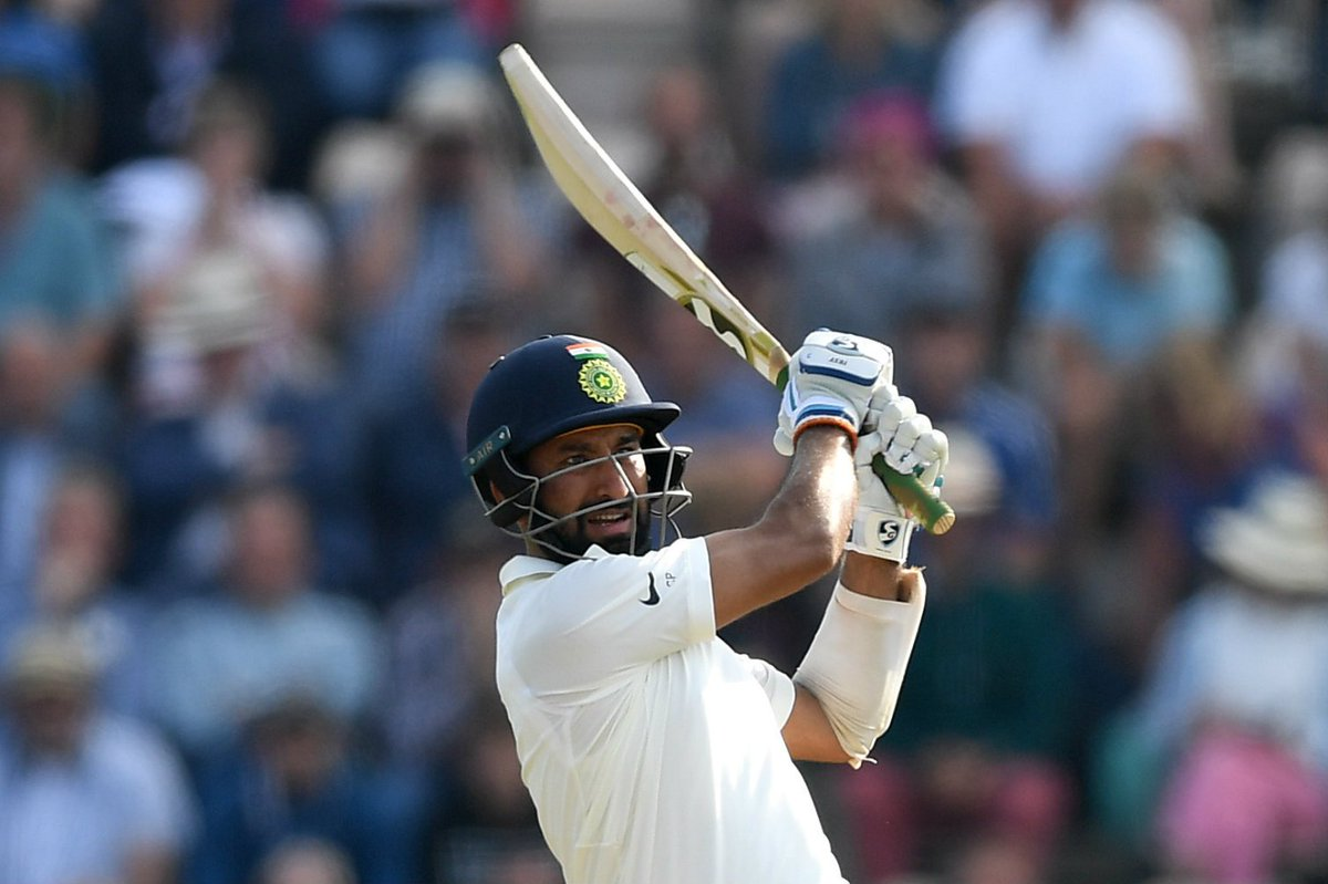 Pujara promises to chase down any total