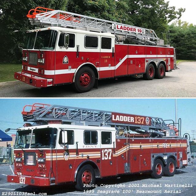 Seagrave Fire Apparatus on JumPic com