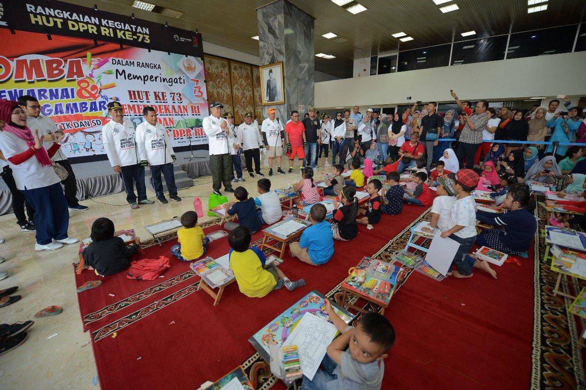 """DPR RI On Twitter """"Ketua DPR RI Bambang Soesatyo Membuka"""