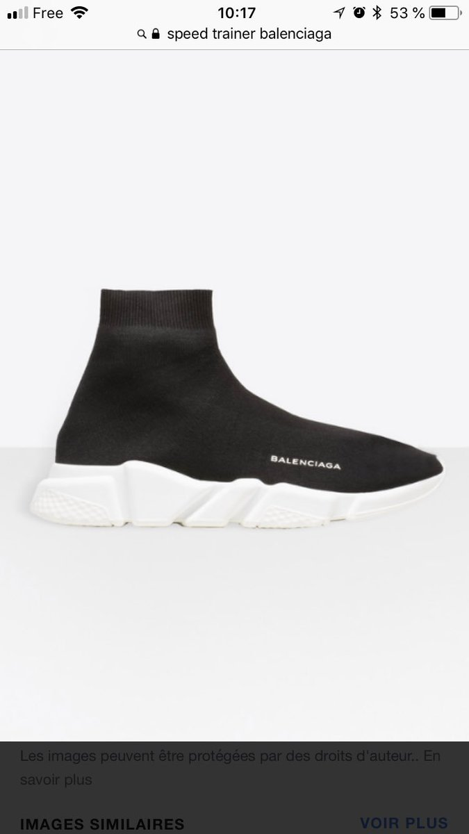 Infant Balenciaga Speed Trainer HD review from flightkicks.cz