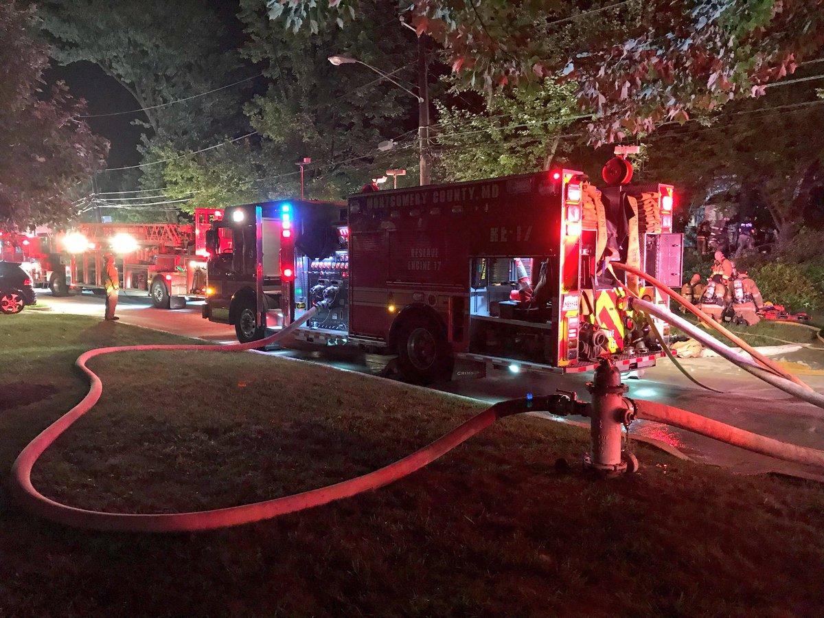 Pete Piringer On Twitter Update 4609 Drummond Av Area Of Origin Fire Fuse Box Meter Located In Basement Original Had Been Replaced W Circuit Breaker