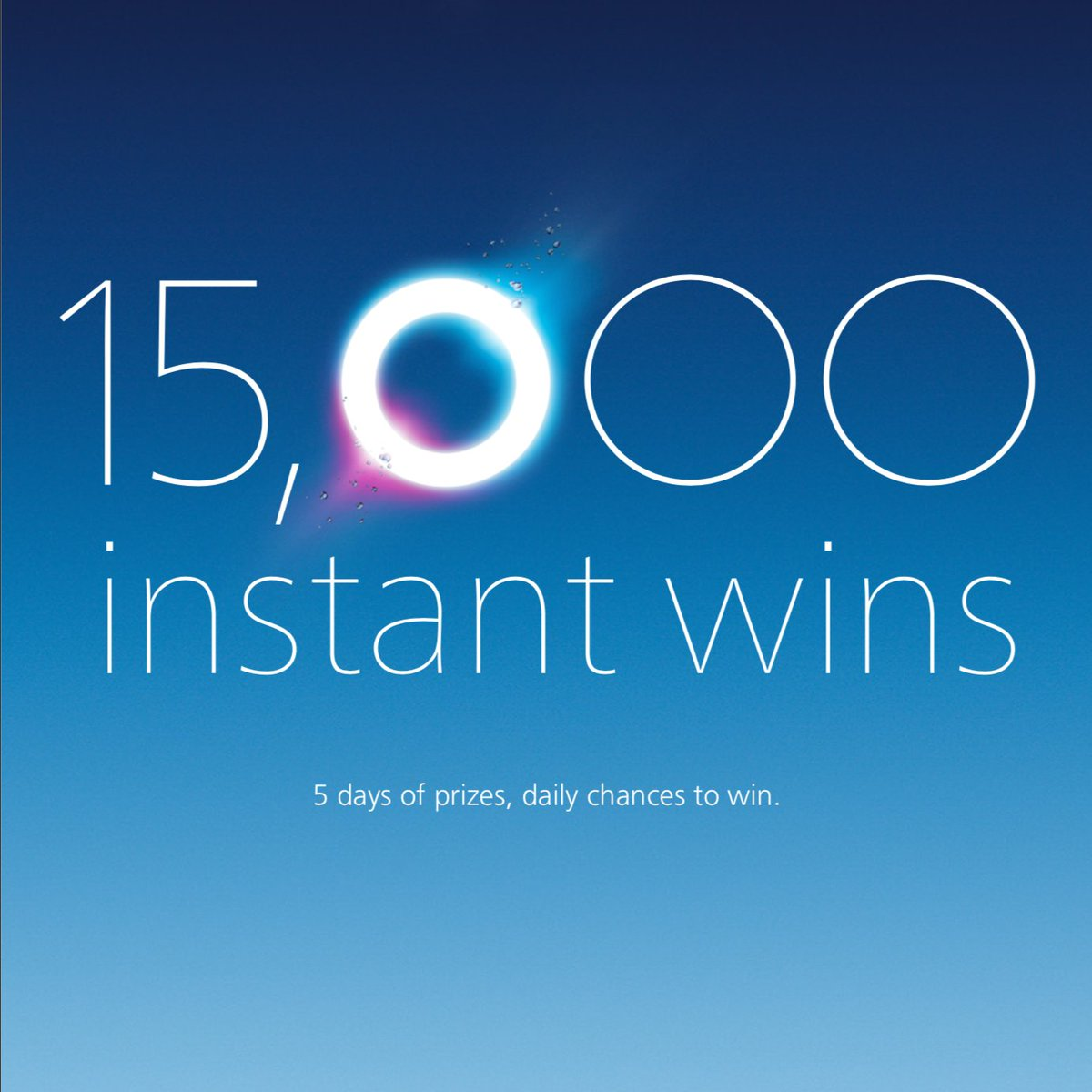 Instant win comps uk