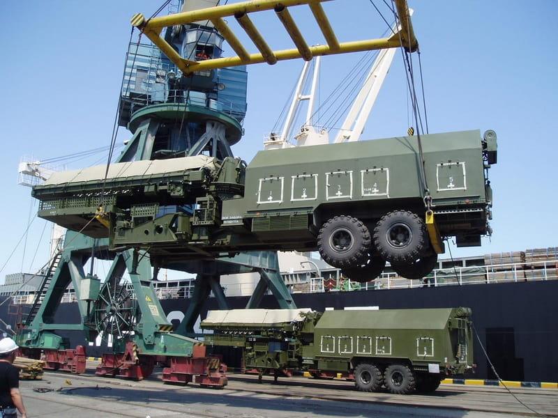 الجيش الامريكي يشتري رادار 36D6M1-1 للدفاع الجوي من اوكرانيا  DmFDx0yX0AAgFu7