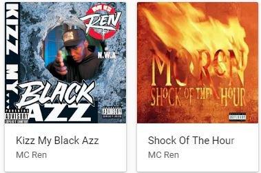 mc ren shock of the hour full album