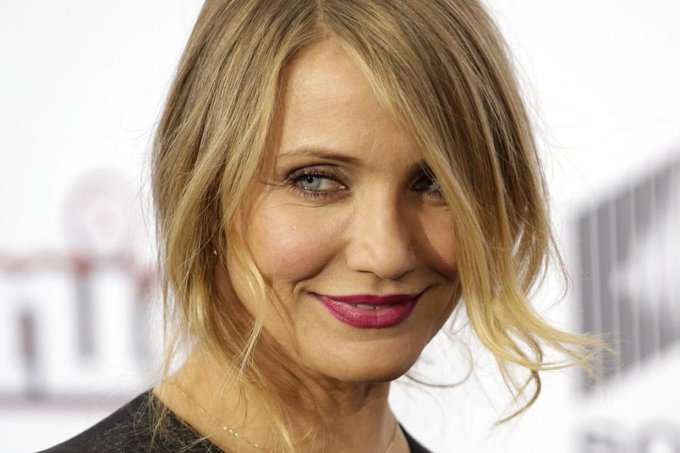 Benji Madden wishes Cameron Diaz a happy birthday: \My one & only\. Read more: