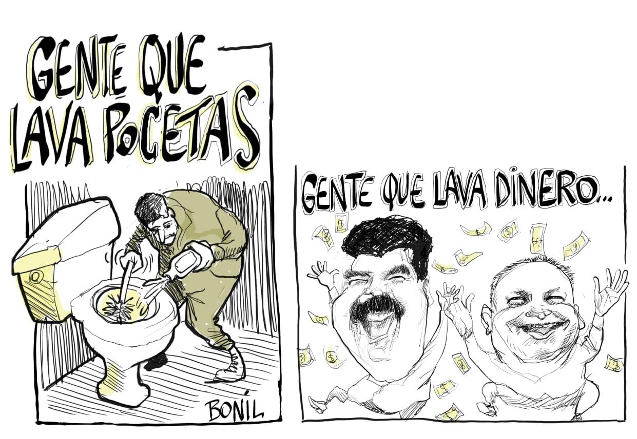 Caricatura del ecuatoriano Bonil. https://t.co/si1SKa4MvD