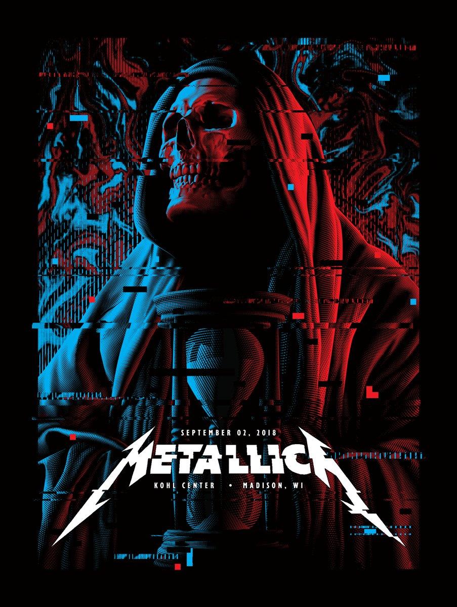 Metallica on Twitter TONIGHT IN MADISON Kohl Center