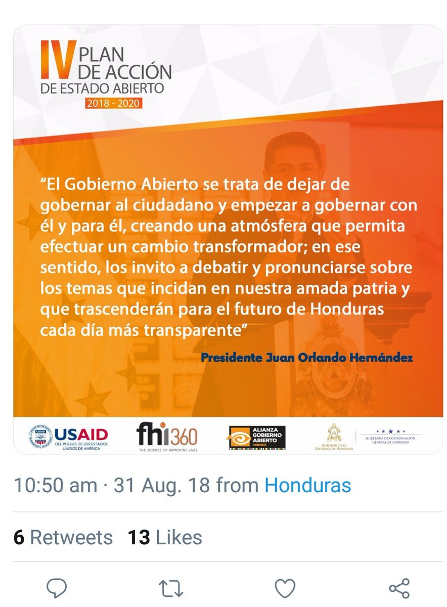 Berta Caceres (@justiceforberta) on Twitter photo 02/09/2018 14:14:45