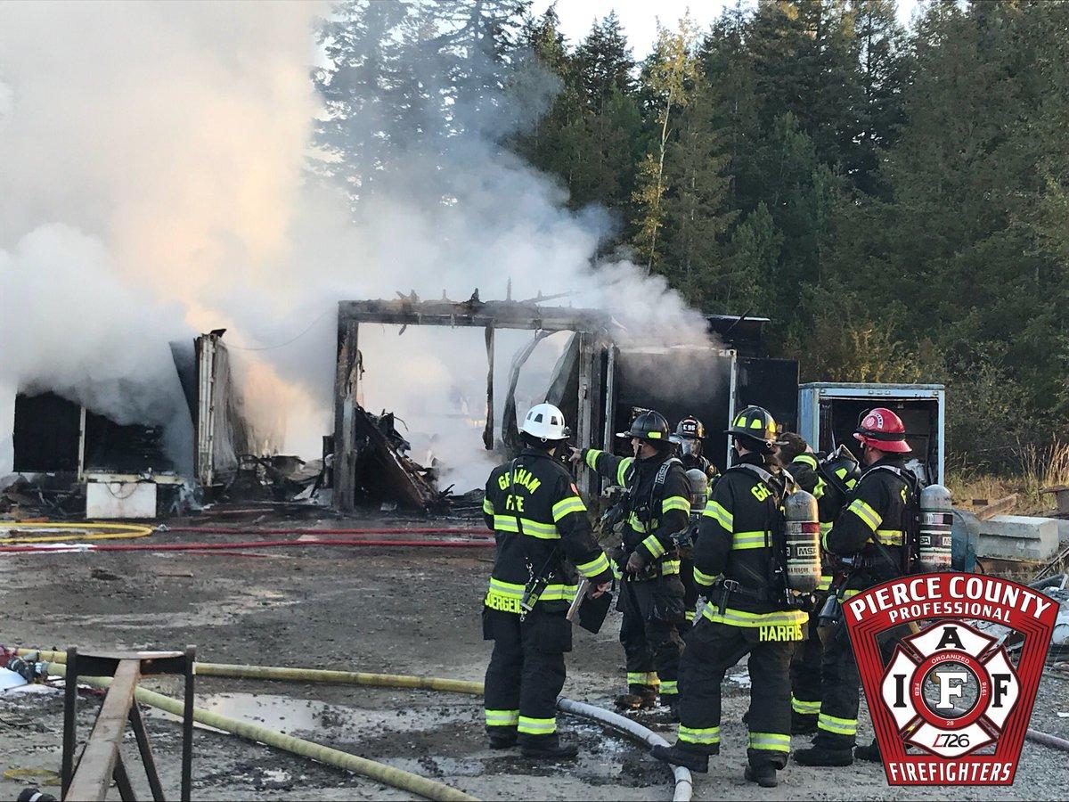 Pierce County Firefighters on Twitter: