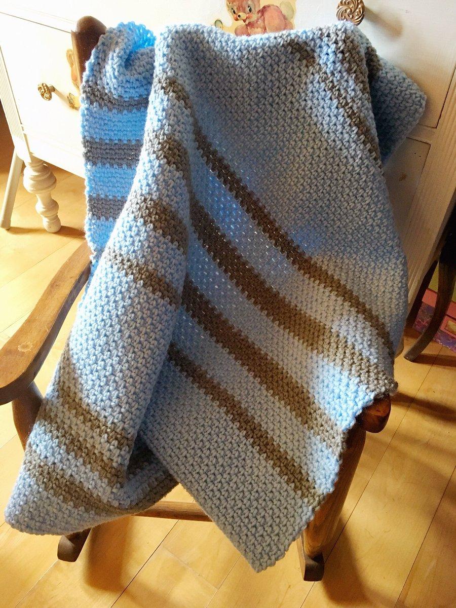 Patternprincesscom On Twitter Baby Boy Blanket Free Crochet