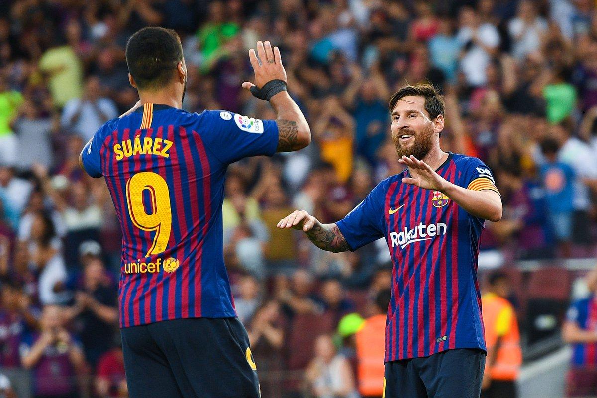Video: Barcelona vs Huesca