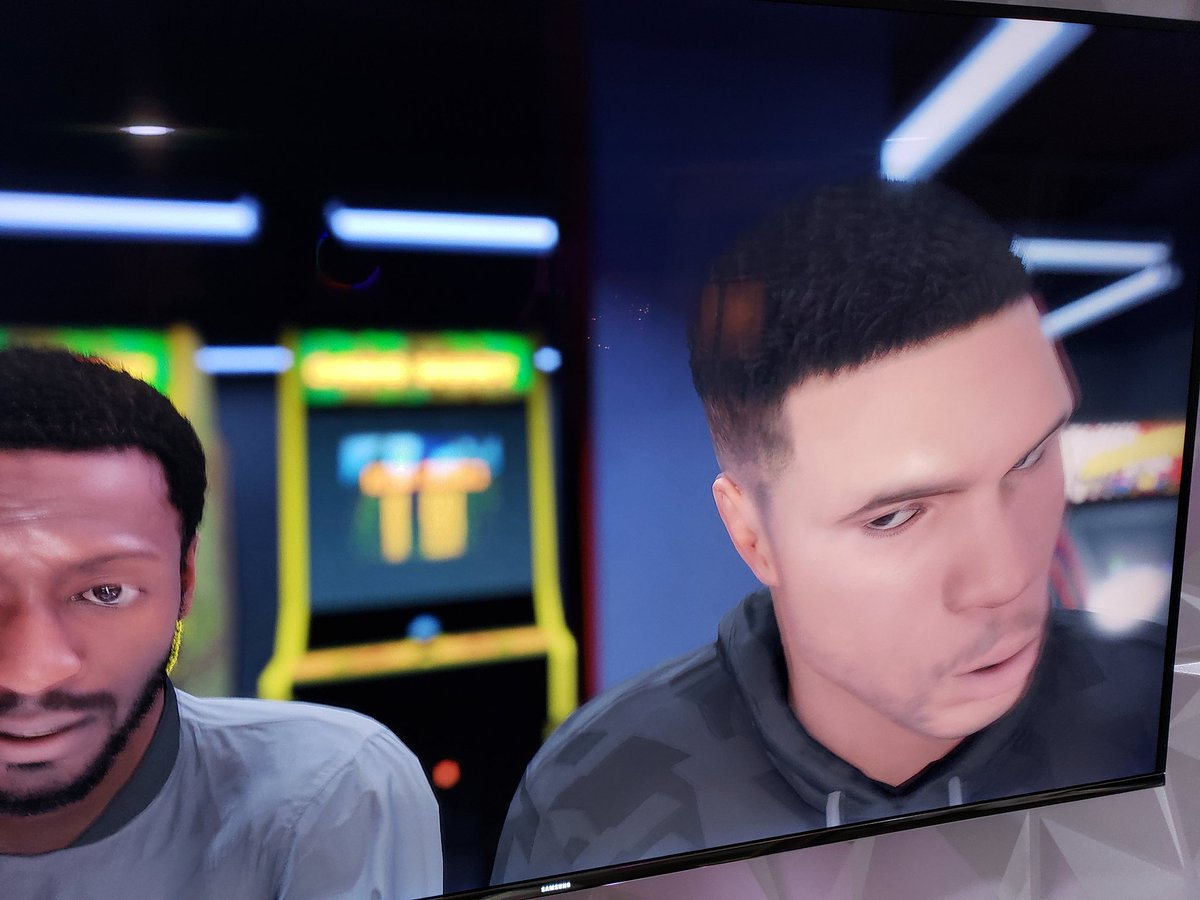 NBA2K Face Scan This Is The Best One Ive Seen In A Video Game What Do You Think