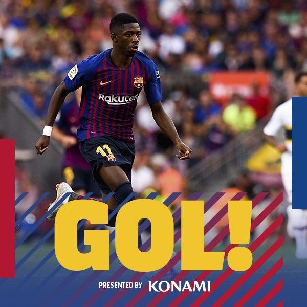 Hasil Barcelona Vs Huesca Barcelona Ngamuk Usai Kebobolan Kalahkan Huesca 8 2 Halaman 3 Tribun Batam
