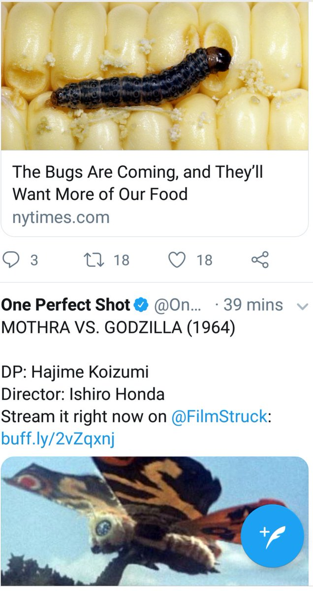 One Perfect Shot on Twitter: