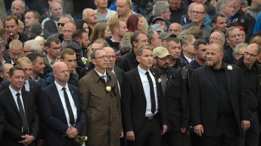 Alternative für Deutschland: Wer sie wählt, wählt Nazis https://t.co/xwOnFVXVjL