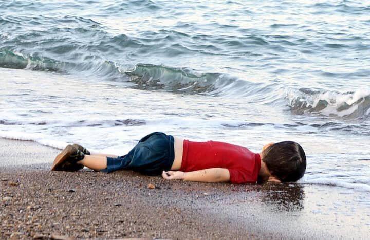 Heute vor drei Jahren starb Aylan Kurdi aus Kobane.