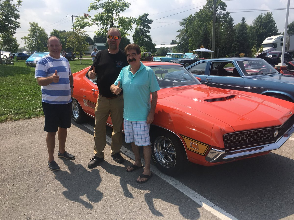 Pat Darte On Twitter Great Car Show At The Virgil Firehall And Charity Golf Tournament For A Friend We All Miss Kevan O Connor