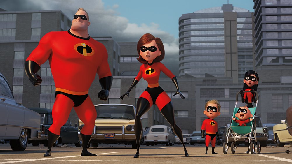 #Incredibles2 is the first animated movie to surpass $600 million at the domestic box office https://t.co/LviDwGAq56