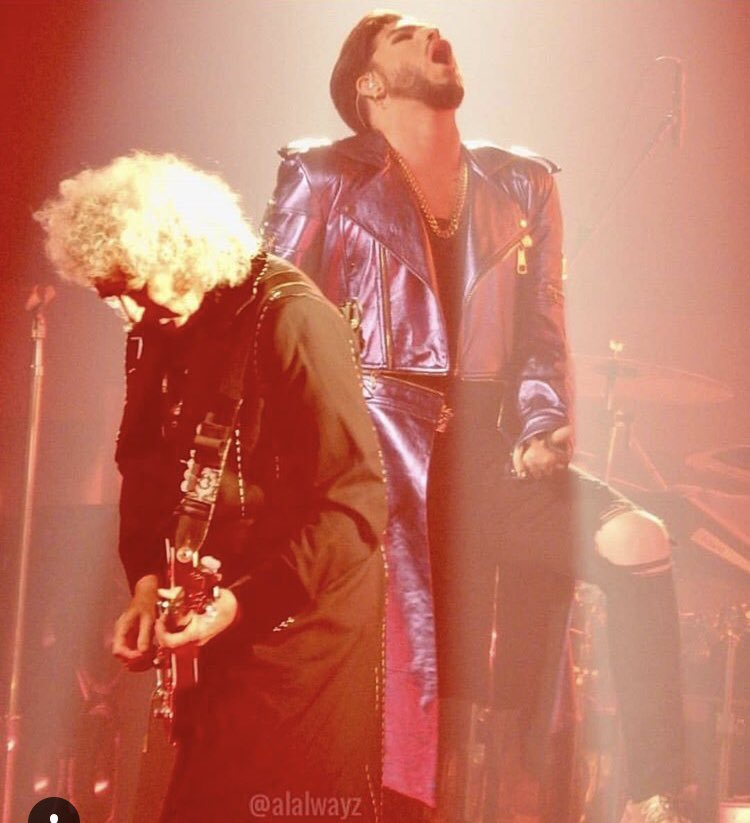 Great first opening night w @QueenWillRock in Vegas at the @ParkTheaterLV !!!