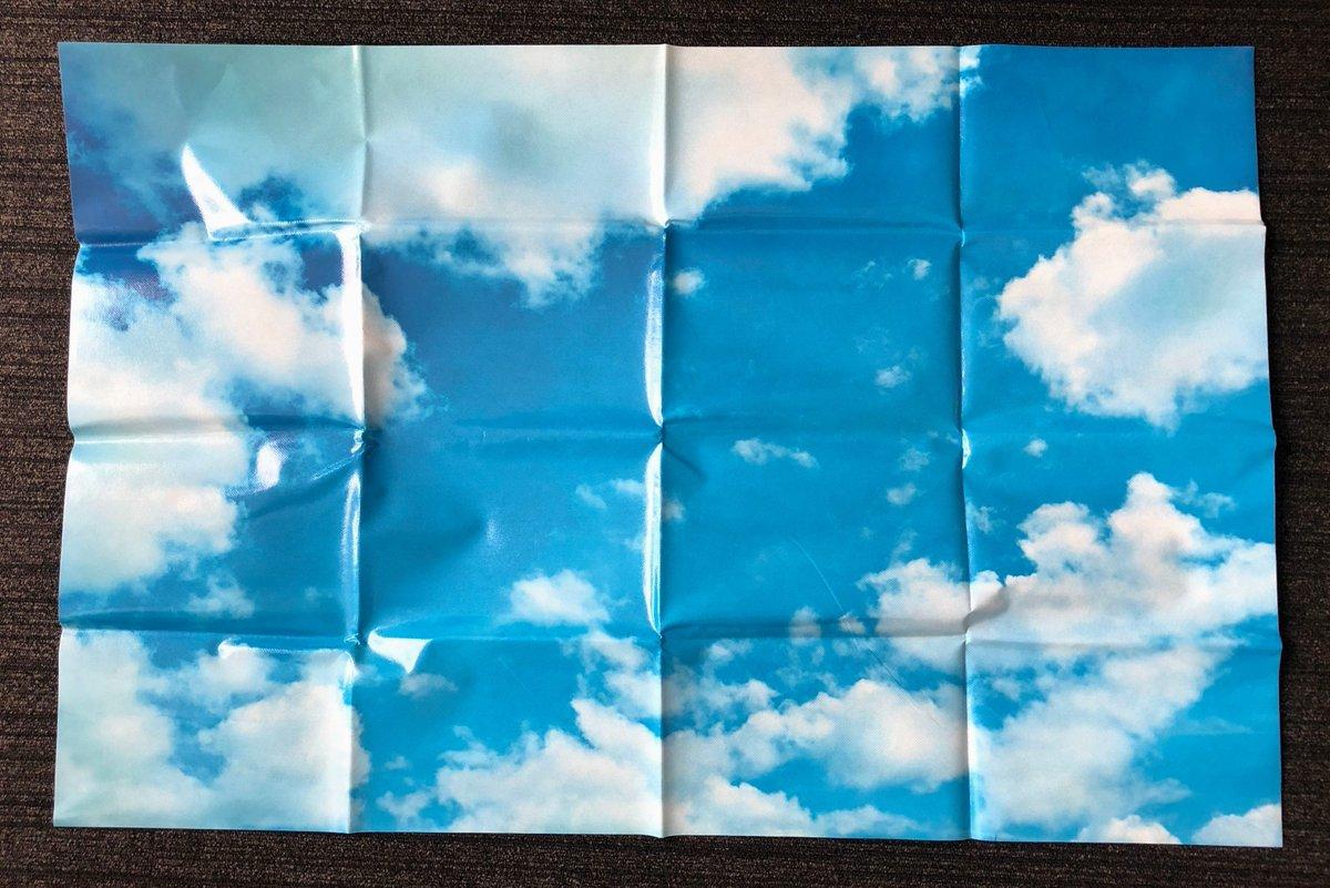 test ツイッターメディア - 夜空か青空、気分に合わせて選べるレジャーシート! トートバッグに入れておでかけしませんか?  #キャンドゥ #100均 #レジャーシート #レジャートートバッグ #レジャー #行楽 #おでかけ https://t.co/3f97469szt