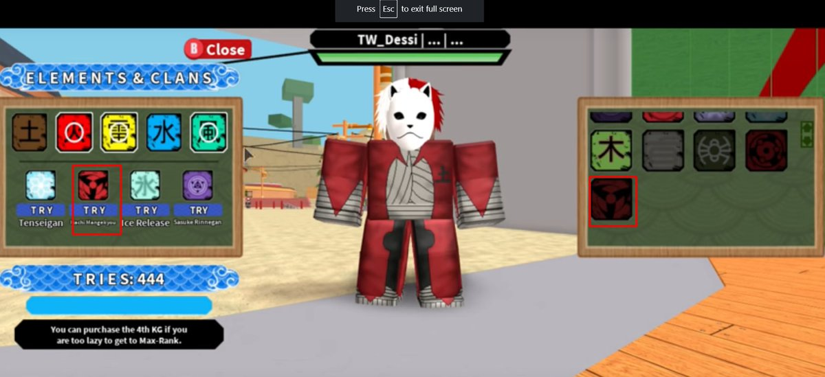 Sasuke Rinnegan V2 Roblox - Rellvex At Rellgames On Twitter Upgrading The Kg Inventory