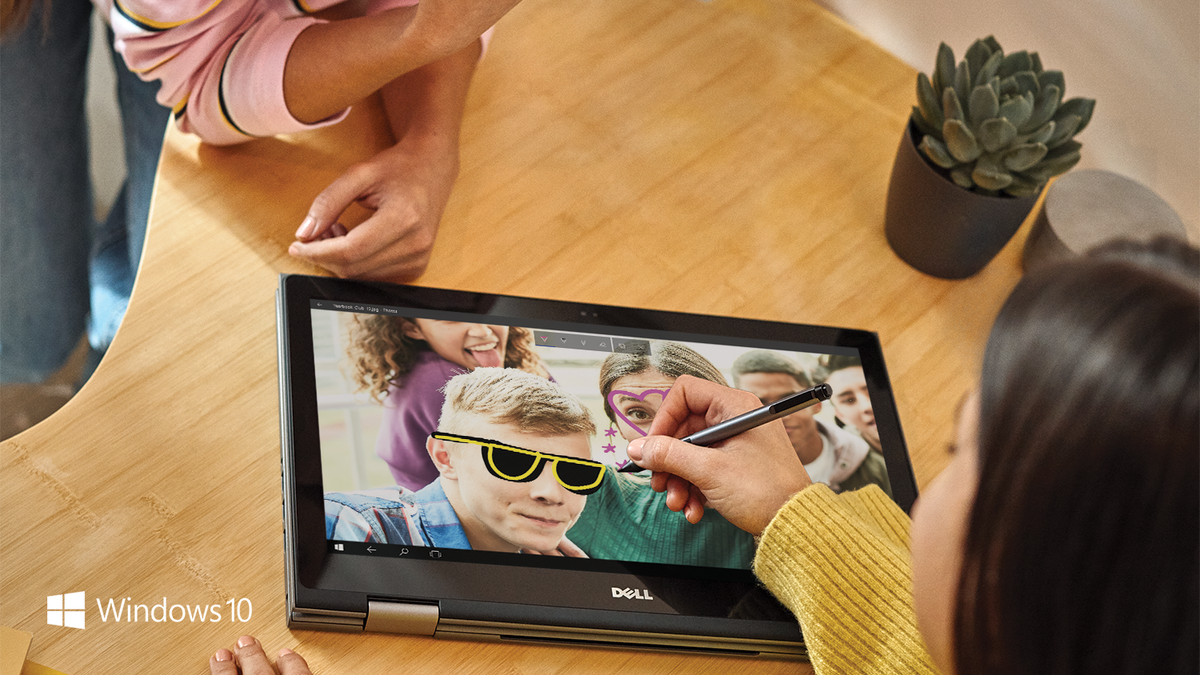 A future so bright, you're gonna need shades. Ink in Microsoft Photos to make it happen. 😎🏫🎒✏️ Learn about the most fun way to get started editing here: https://t.co/6PPCjER9hg #Windows10 https://t.co/gyH7zKGsDB