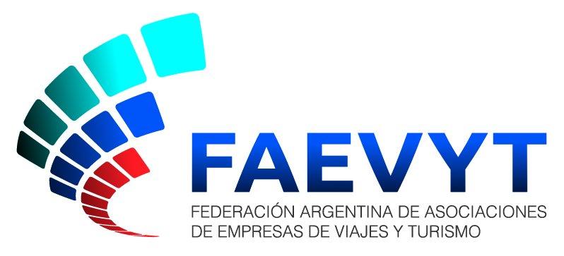 Resultado de imagen para Federación Argentina de Asociaciones de Empresas de Viajes y Turismo (FAEVYT)