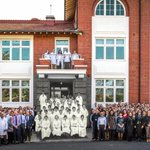 Bringing the past and present together. Celebrating 100 years of our East Block building in Parkville Australia.