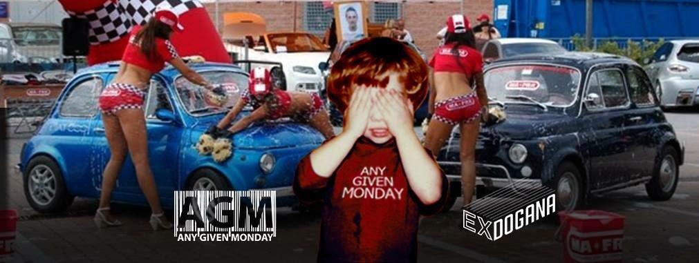 Any Given Monday | Car Wash @ Ex Dogana