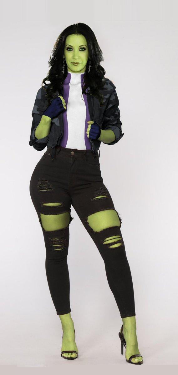 Mcu She Hulk Concept Art