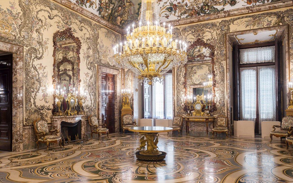 Patrimonio nacional on twitter gracias a las reciente - Decoracion interiores madrid ...