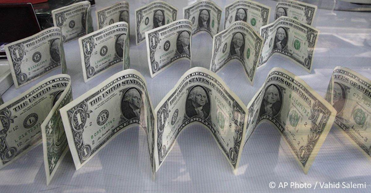 Adieu, dollar! L'Iran et l'Irak éliminent la devise américaine de leurs échanges bilatéraux   https://t.co/7wsd199PGU